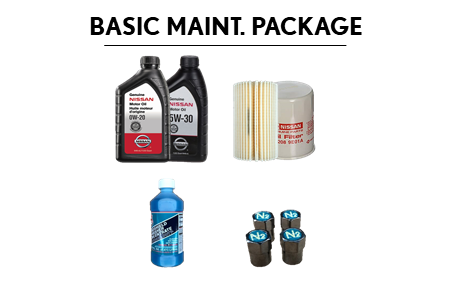 Basic Maintenance Package