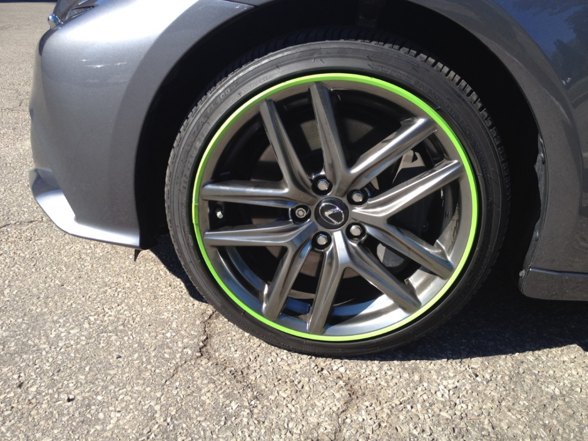 Alloy Gator Wheel Protection