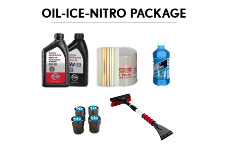 Oil Ice Nitro Package