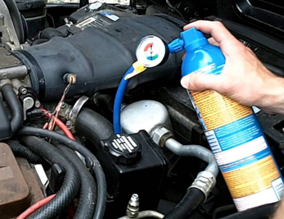 A/C Evaporator Cleaning Service
